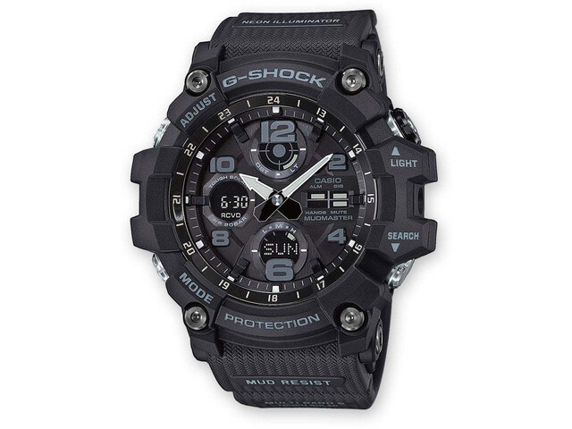CASIO G-SHOCK GWG-100-1AER Reloj Hombre, black